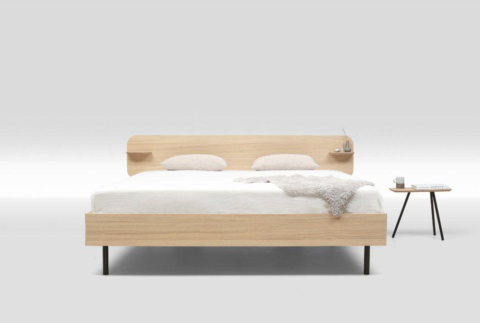 Shop Bed Frame Type 1 Oak On Crowdyhouse Oak Bed Frame Bed