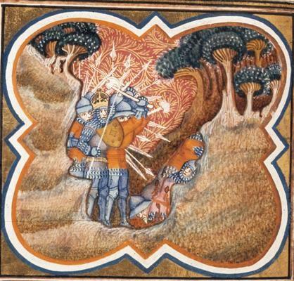 1375-1400, Frankreich