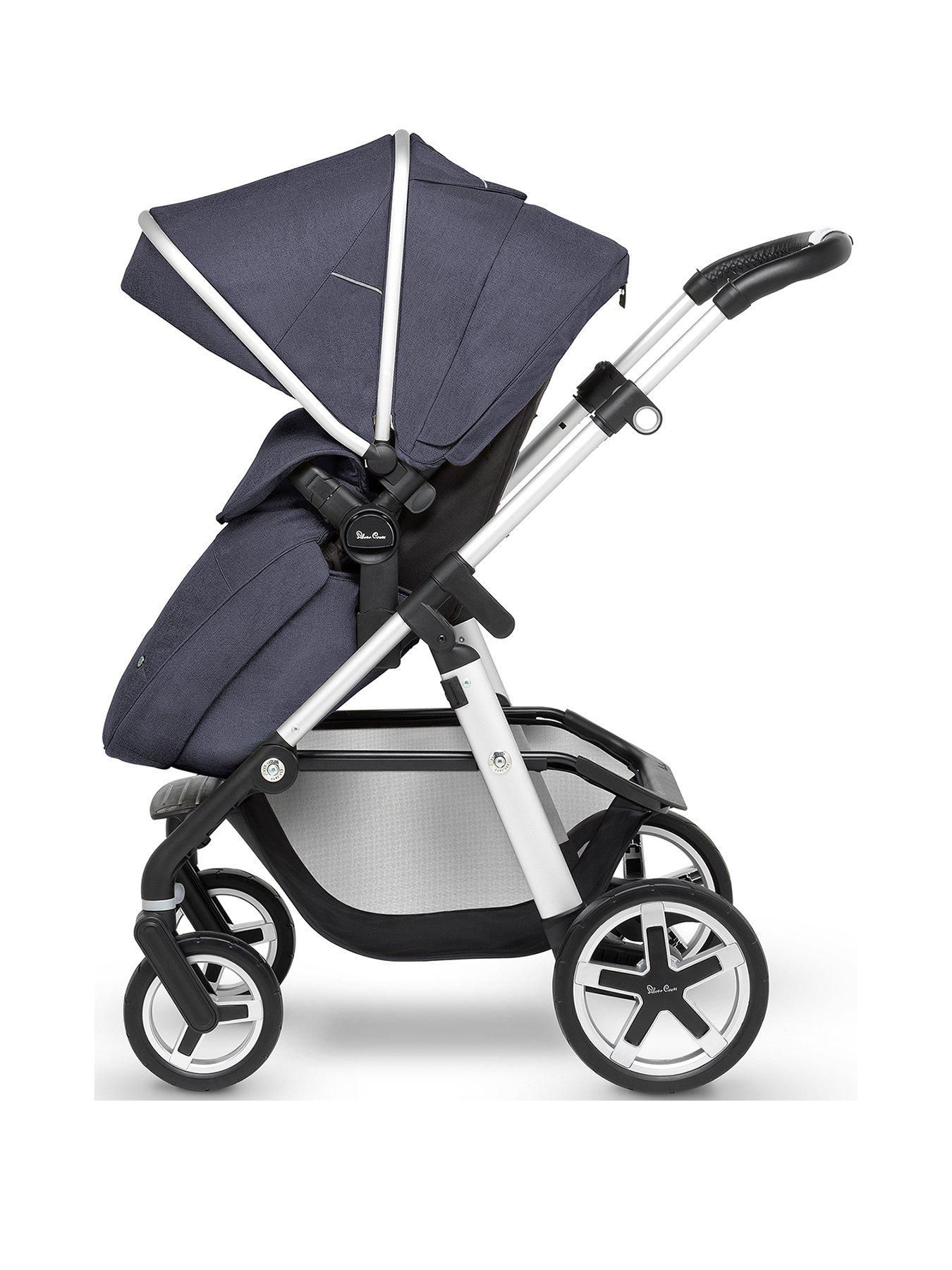 Pioneer 5 Piece Travel System Bundle (Pushchair, Carry