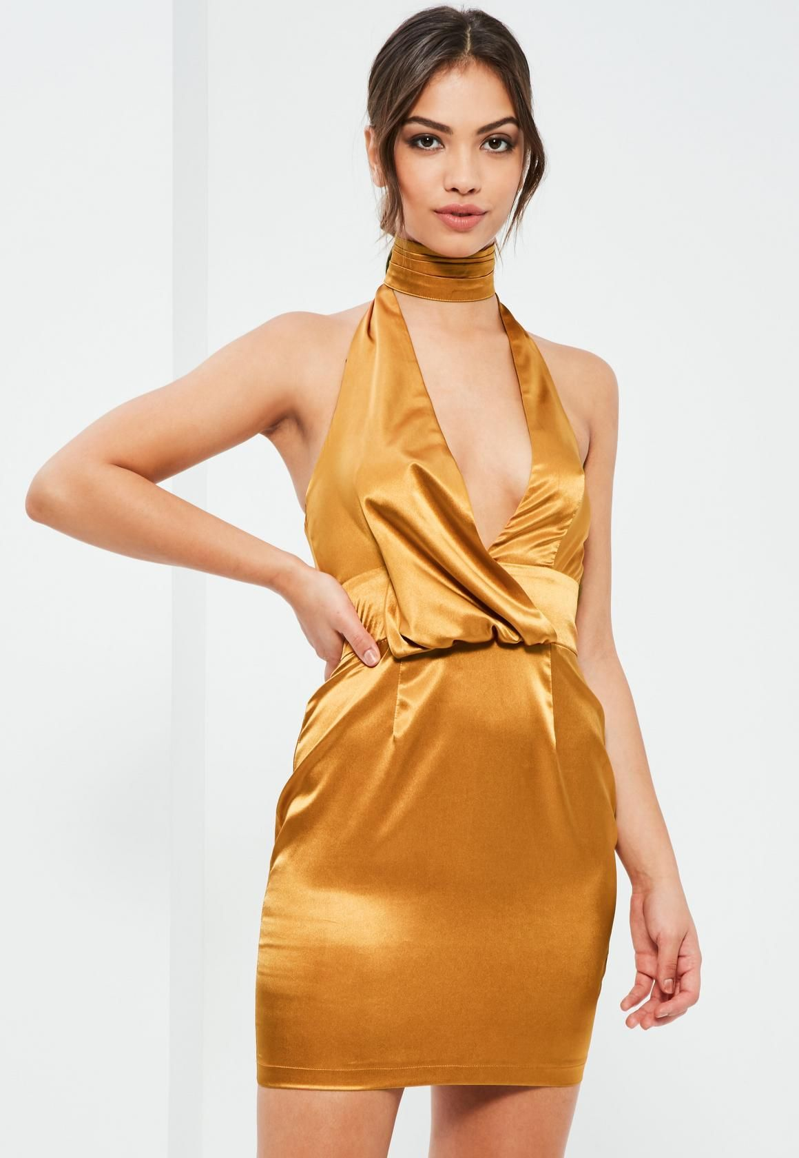 Shift Gold dress pictures rare photo