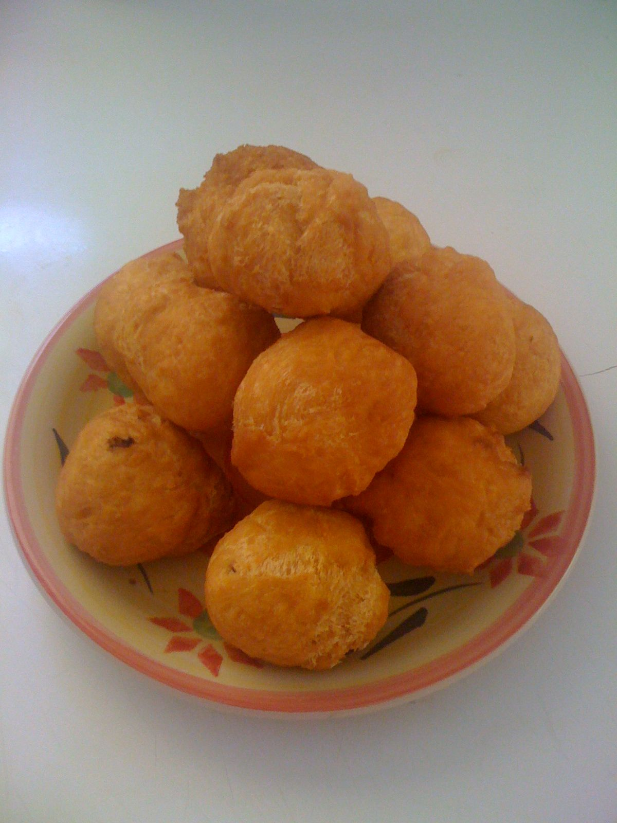 Fried Dumplings (Jamaican Style) | Cooking and Baking by ASA | Pinterest