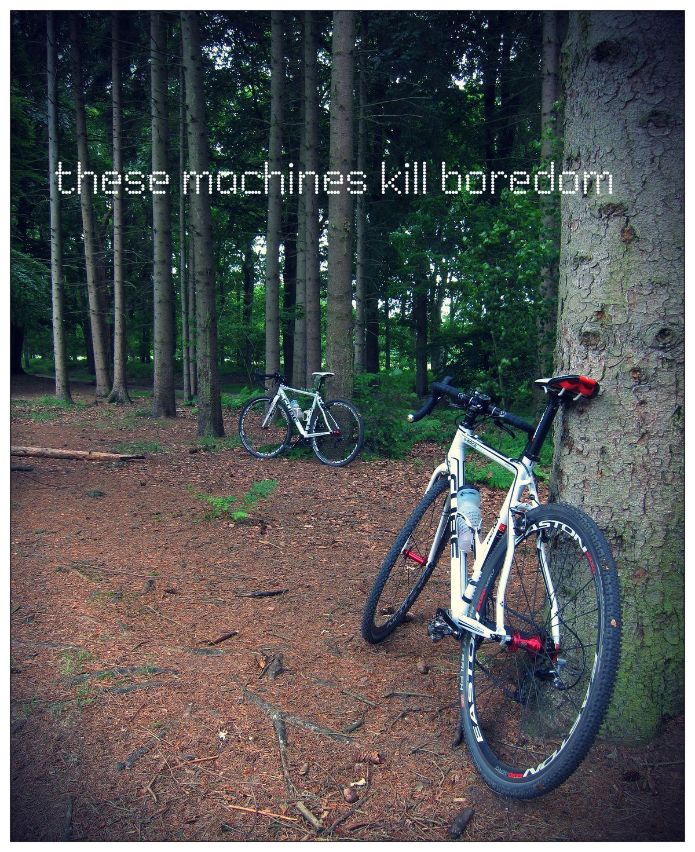 Cube 2011 X Race Pro Cyclo Cross White Twins