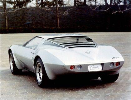 Chevrolet XP-882, 1969