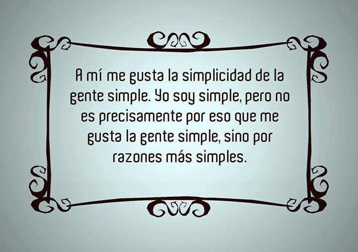 Asi de simple.