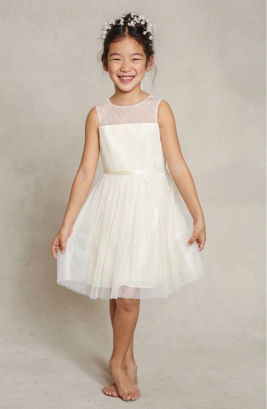 Little girl dresses for weddings   Flower Girl Dresses That Are Better Than GrownUp People Dresses