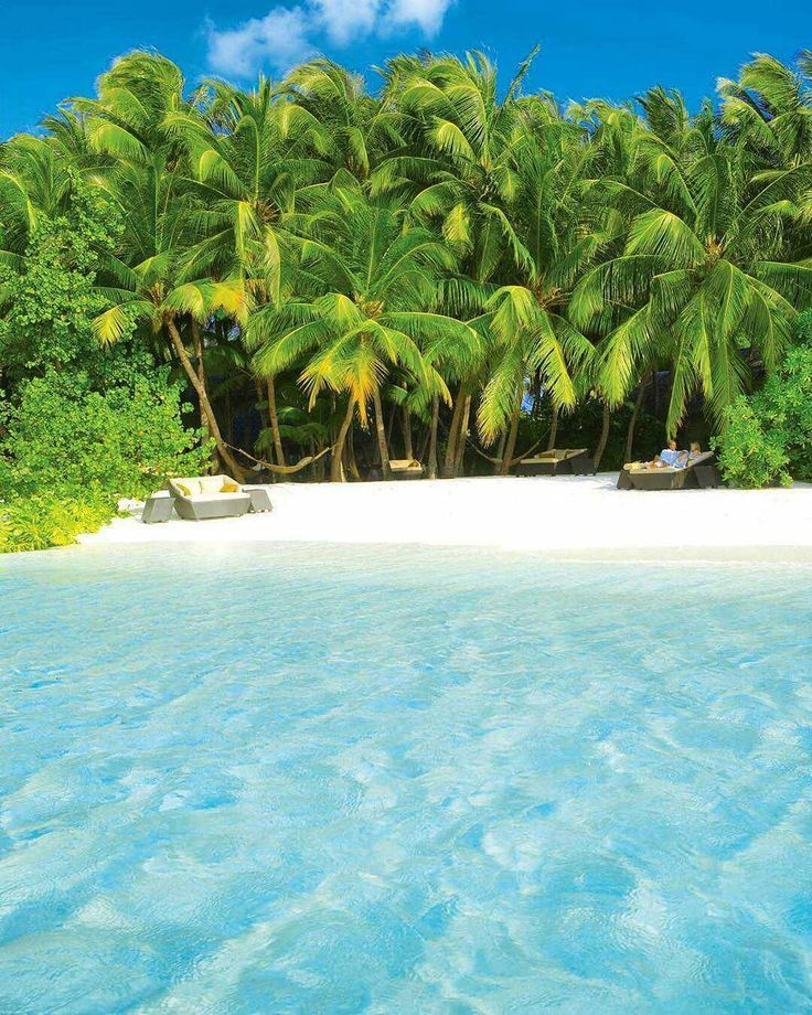 Island Beach Scenes: The Maldives Islands #MaldivesDestination