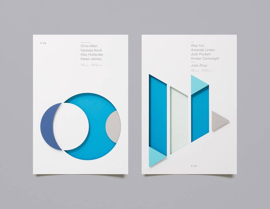 Moniker x Designer Fund Bridge Poster Series Poster series and