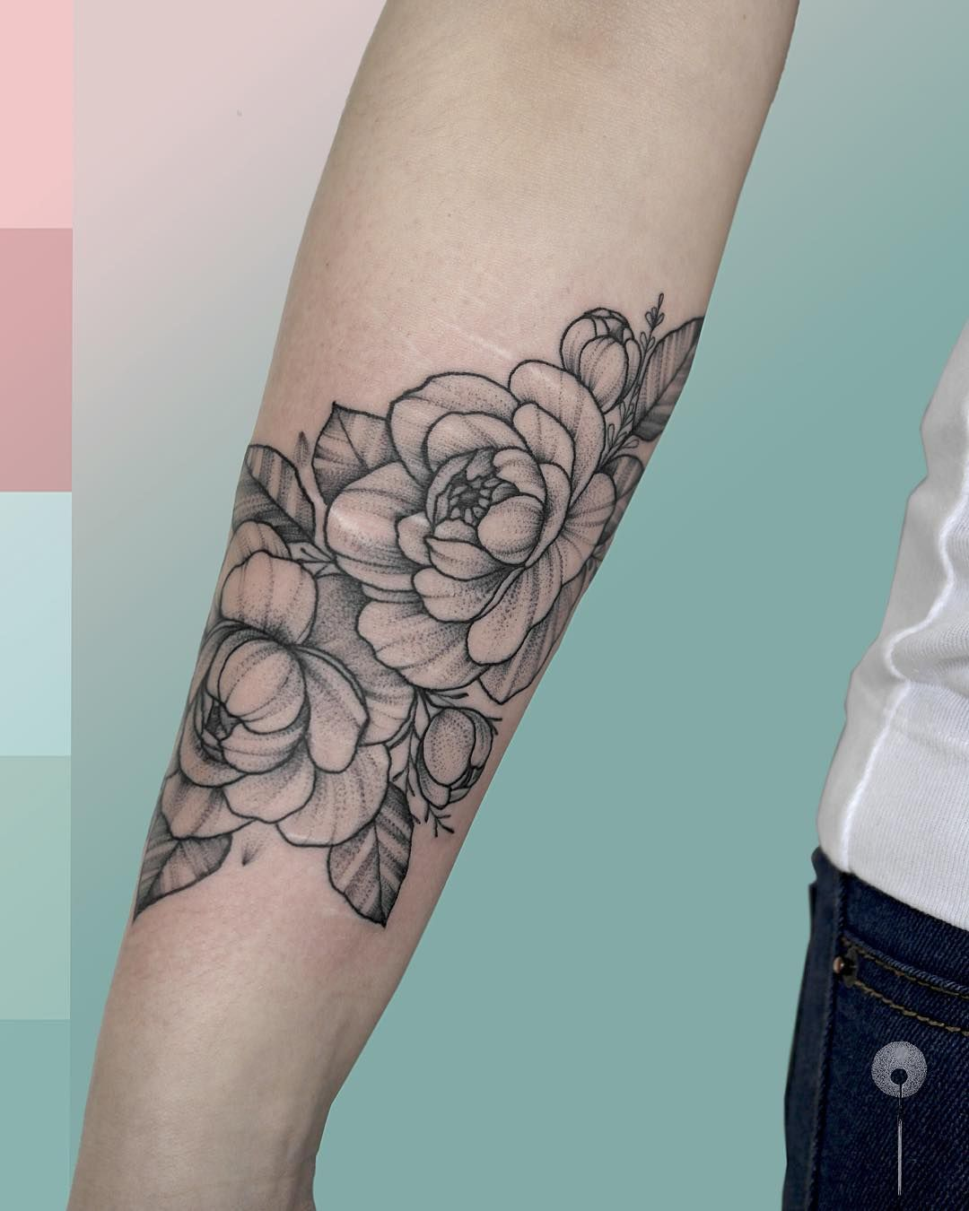 Cute Cover Up Wrist Tattoos: Cover Tattoo, Flower Wrist Tattoos