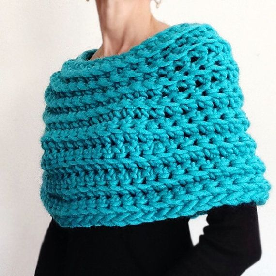 Instructions to Make: Crochet Capelet No. 2 PDF PATTERN ONLY ...
