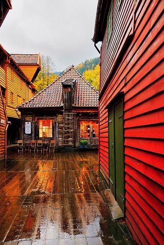 Charming Bryggen