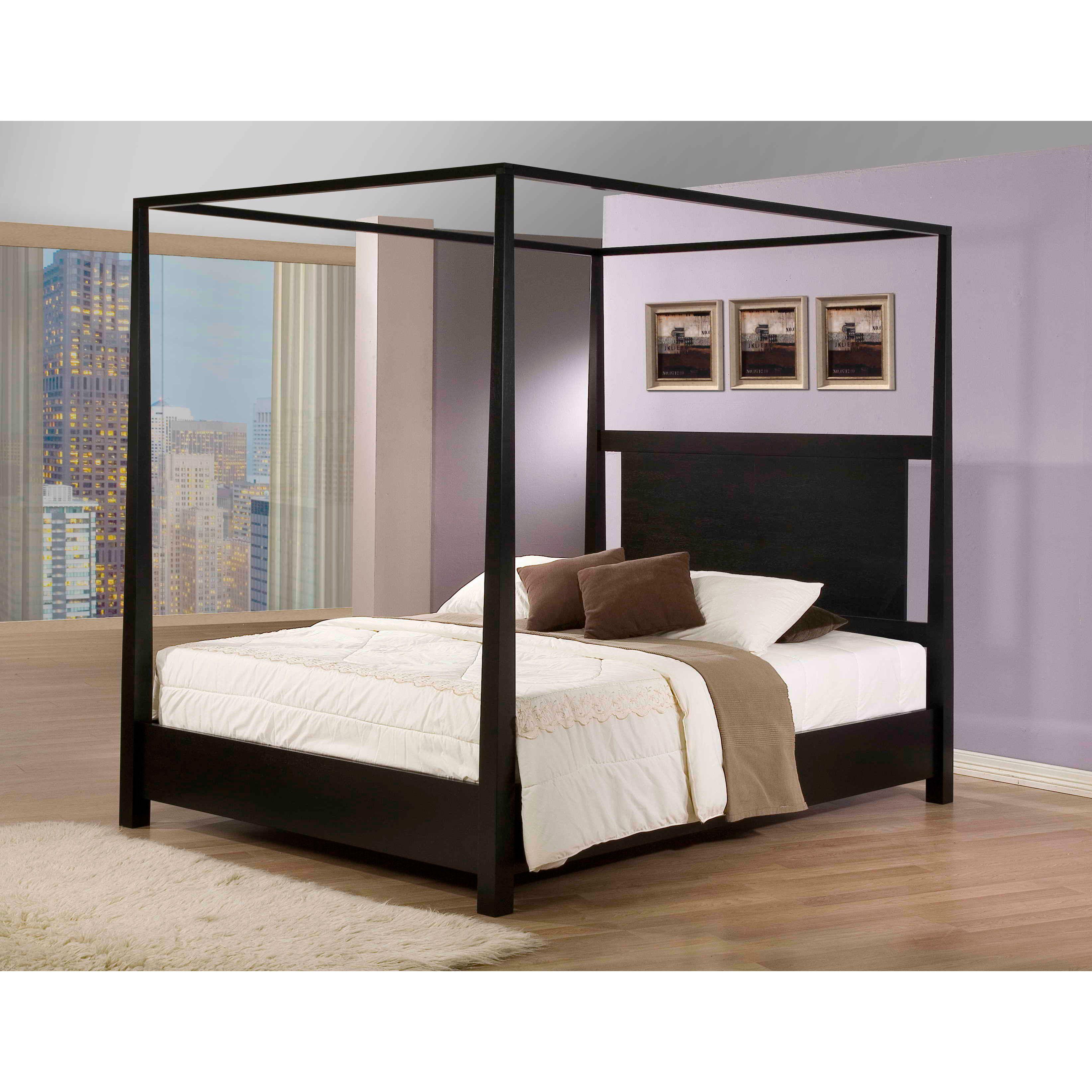 Best 25+ Cheap Canopy Beds Ideas On Pinterest | Curtain Rod Canopy, Cheap  Canopy And Faux Canopy Bed