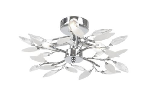 Buy Home Essence Vida Three Light Ceiling Light from our Multi-Arm ...
