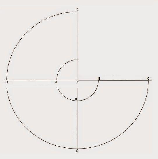 Resultado de imagen para patron falda circular