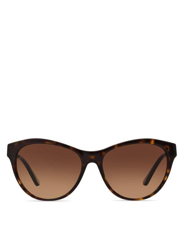 903a4d2e4c9e35 Explorez Lunettes De Soleil Rondes et plus encore ! Tory Burch Round  Sunglasses, 56mm
