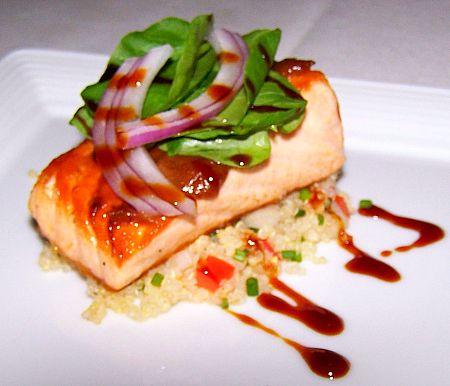 fusion cuisine | fusion cuisine -- spring prix fixe menu