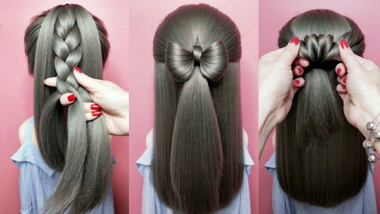 Top 20 Easy Hairstylist Kepang Rambut Keren Unik Hairstylist Tutorial Youtube In 2020 Hair Styles Easy Hairstyles Hair Beauty