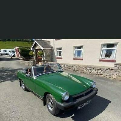 For Sale: 1979 MG MIDGET 1500 CONVERTIBLE CAR T REG 55,600 MILES WINTER PROJECT NEEDS TLC<--More #classiccar #classiccars