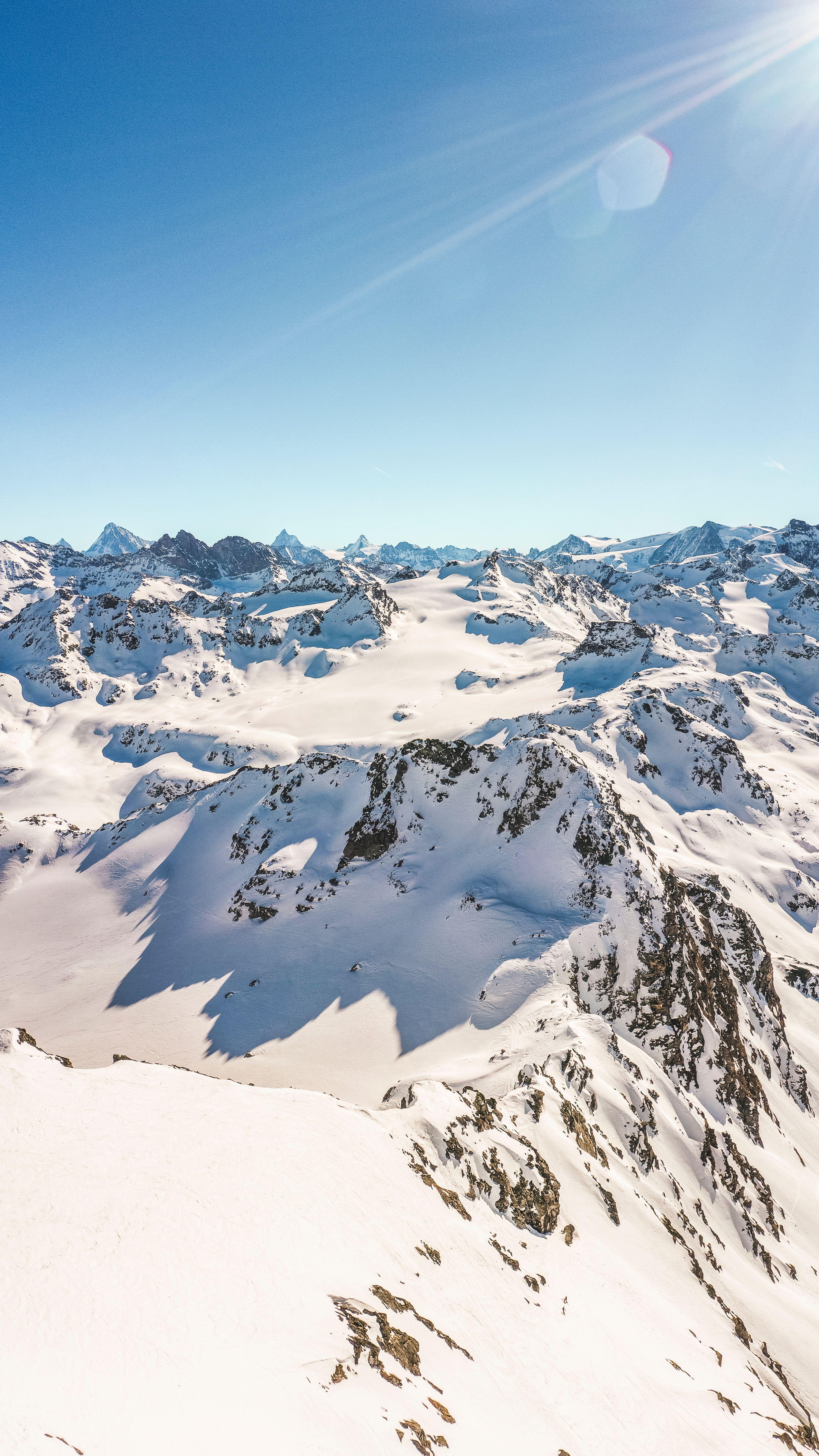 Snowy Mountain Exploring Explore Mountains Winter Landscape Mountain Photography Snowy Mountains