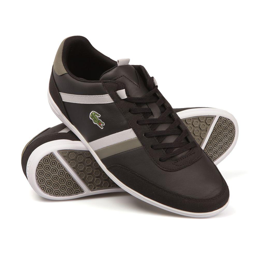 Buty Meskie Lacoste Giron 117 1 Blk 40 5 47 Nowosc 6778944729 Oficjalne Archiwum Allegro Lacoste Sneakers Puma Sneaker