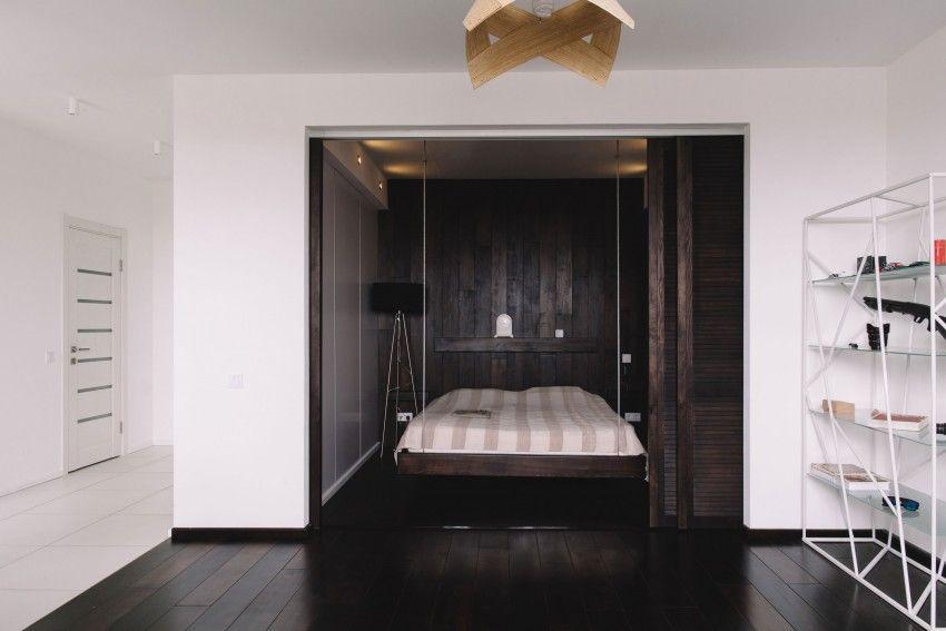 Brauntone Wohnung Elegantes Beispiel Indien – monref.net