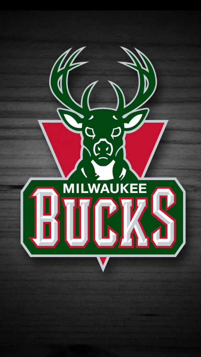 Milwaukee Bucks Logo-Iphone Themes 2c1c8b918