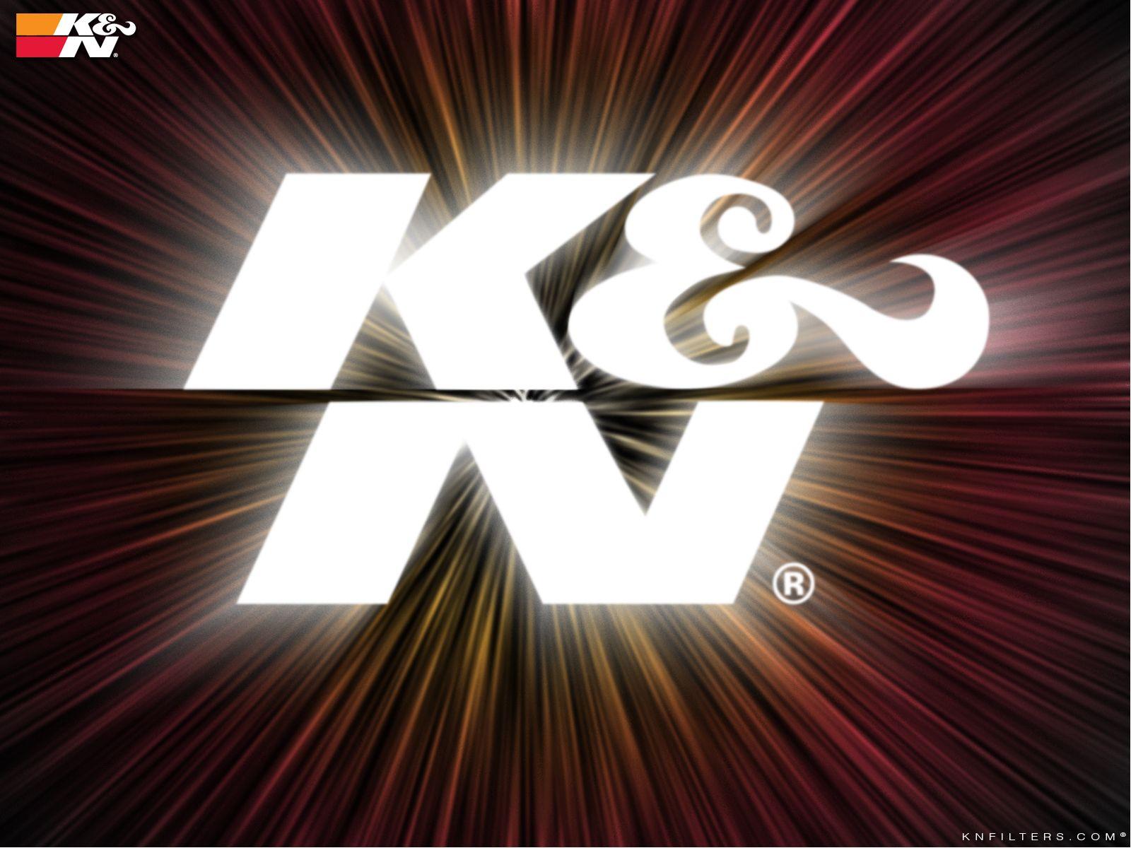 K & N Logo #knfilters | K&N: Logos | Computer wallpaper ...