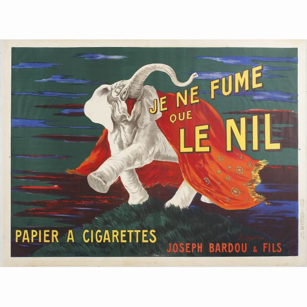 Large and Impressive CAPPIELLO Papier A Cigarettes...  This thing is HUGE, honestly!  Talk about not talking about the elephant in the room...