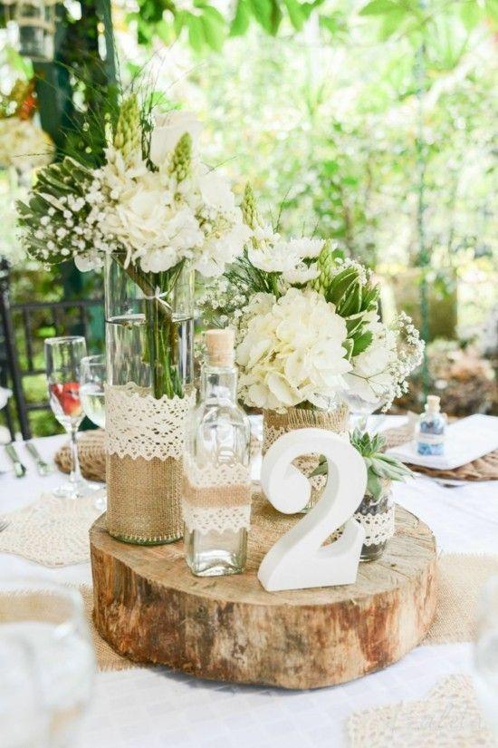 Haga su propia decoración de bodas: 60 ideas creativas para un pequeño presupuesto