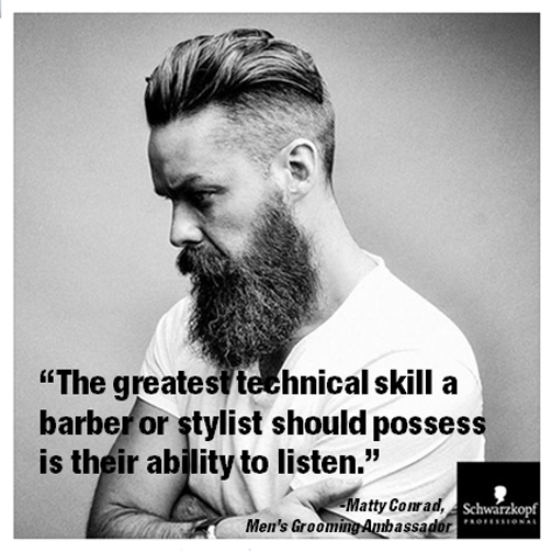 Behindthechair Com On Twitter Men S Grooming Haircuts For Men Thoughts Quotes