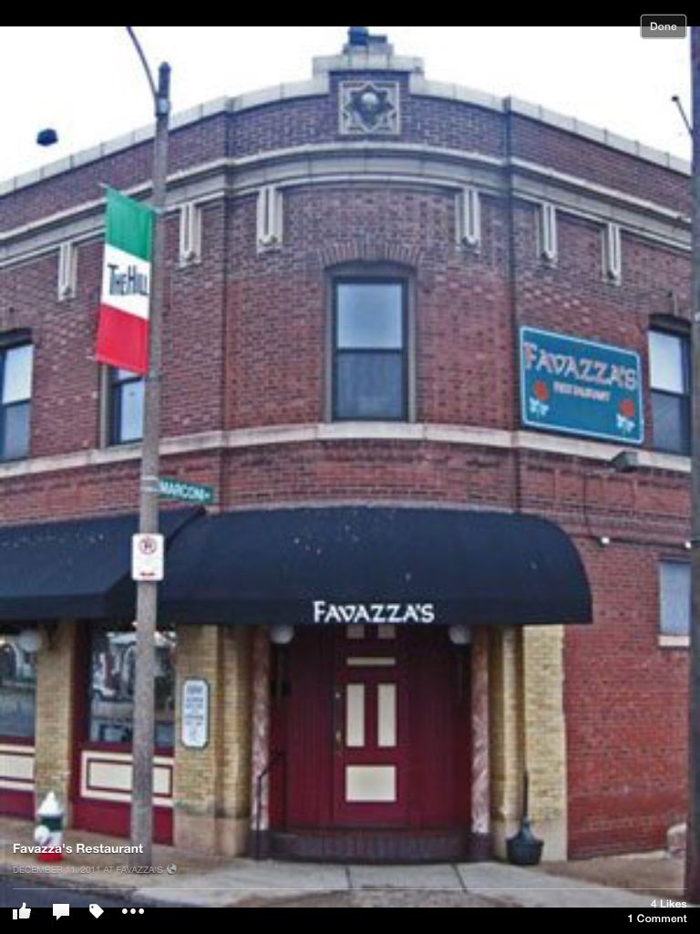 Favazzas Italian Restaurant On The Hill In St Louis Mo Canneloni