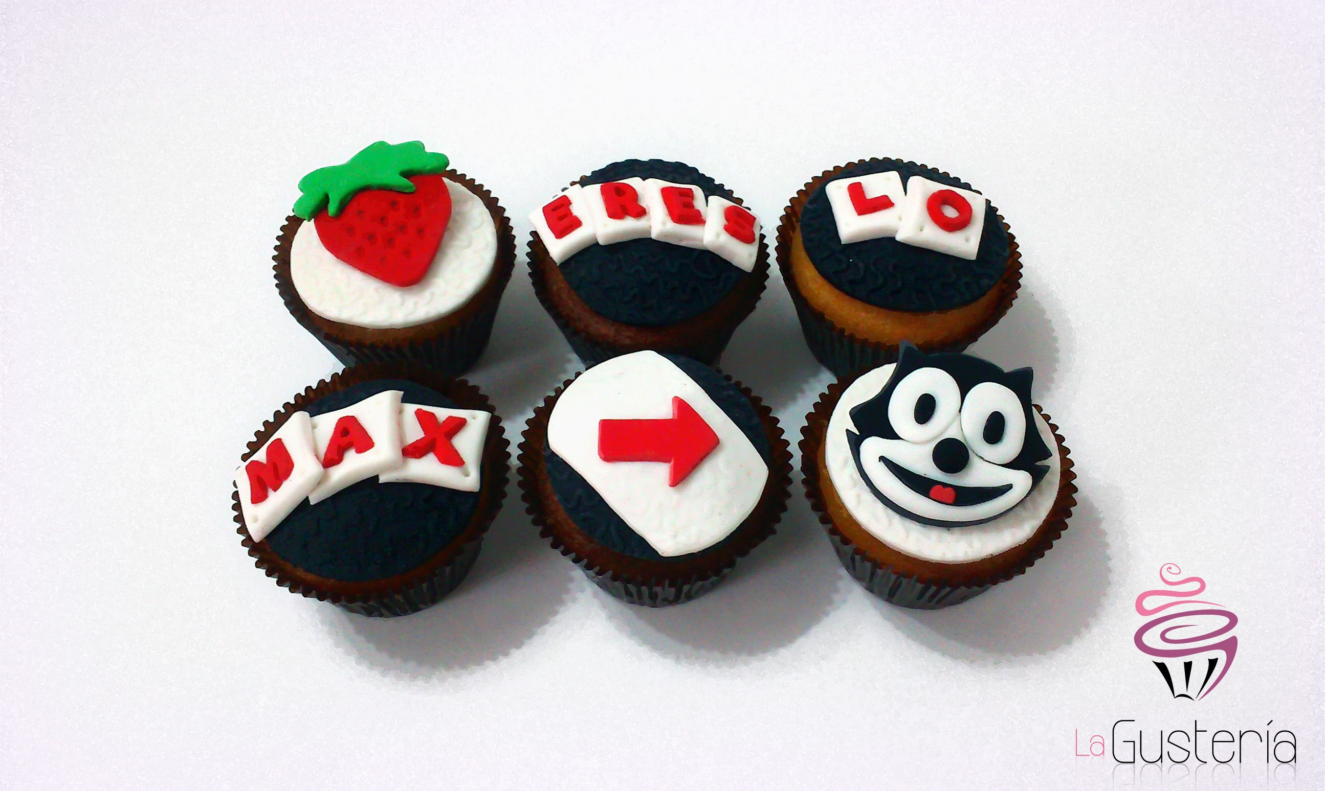 ¡Celebra tus mejores momentos con los buenísimos cupcakes de La Gustería! Informes y pedidos: lagusteriaperu@gmail.com