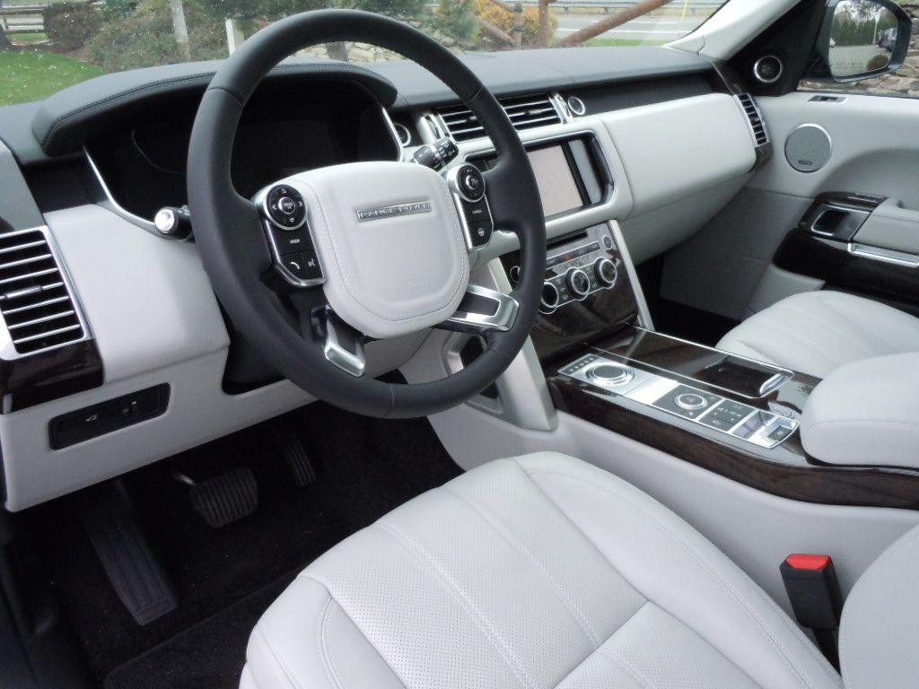 Range Rover Peabody >> Pin by TheCarMan on Automotive Interiors   Range rover car ...