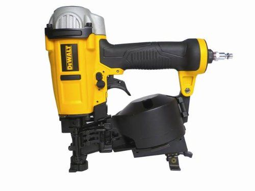 Dewalt Dwfp12658 Coil Roofing Nailer Click On The Image For Additional Details Roofing Nailer Nailer Dewalt