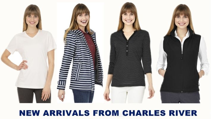 NEW Charles River Spring Fashion for Women from NYFifth