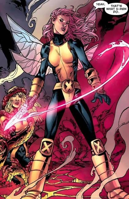 The Most Beautiful Women From X Men Marvel Girls Marvel Women X Men