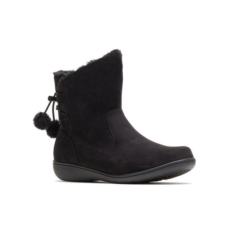 Hush Puppies Jazzy Womens Bootie Casual winter boots