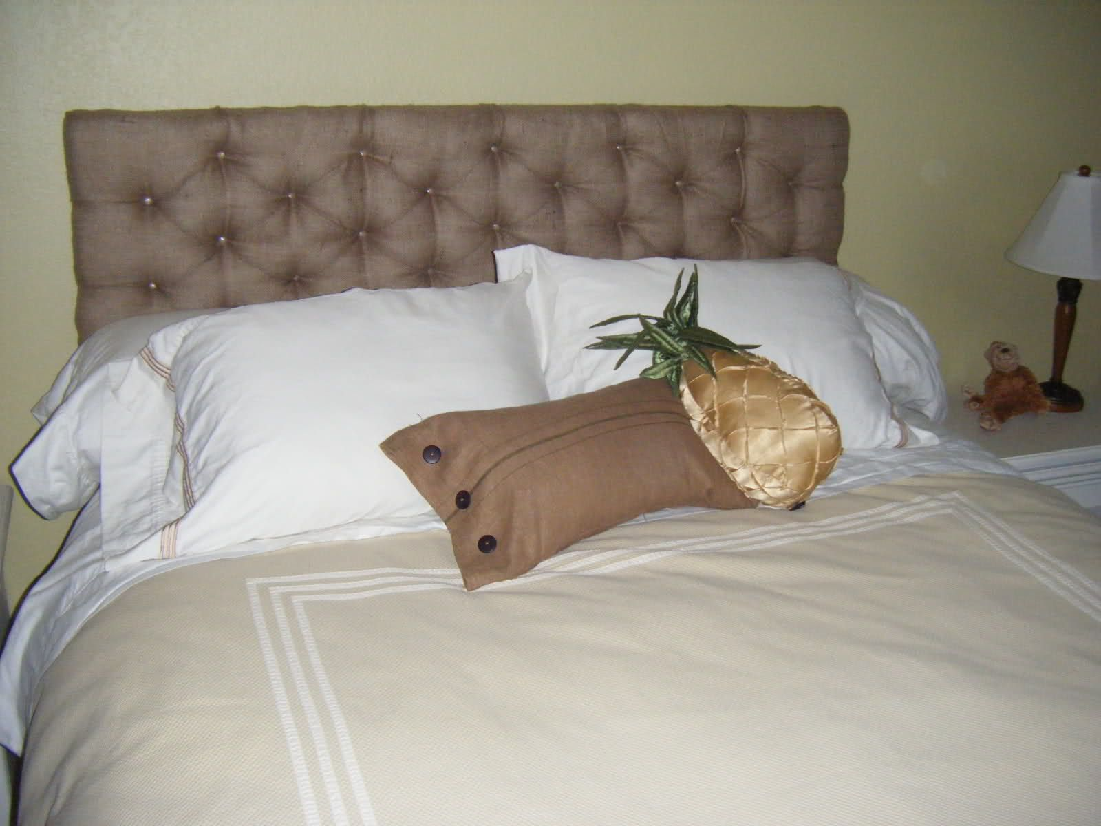 Homemade Head Boards show me your homemade headboards | homemade headboards, bedrooms
