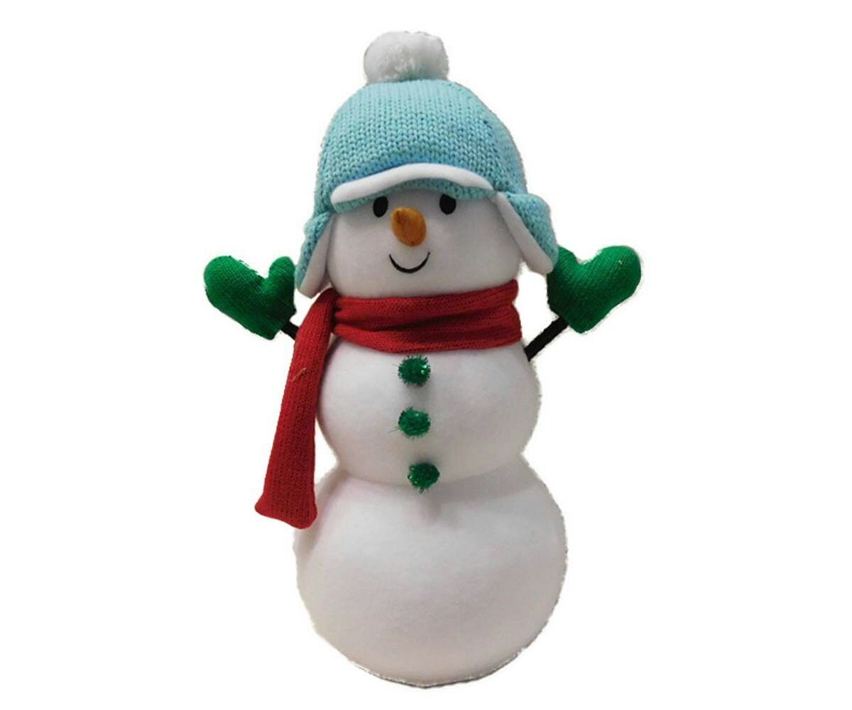 Winter Park Winter Season Holiday Decor Snowman