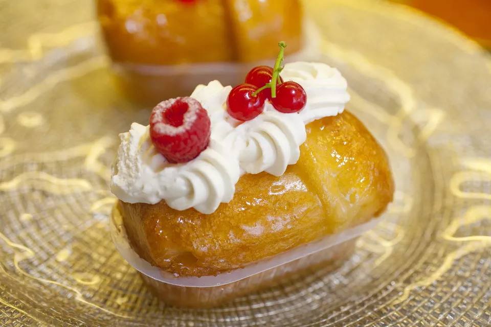 It's Good to Welcome Back the Retro-Classic Rum Baba