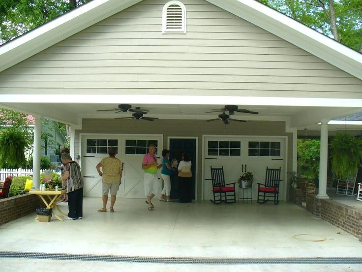 Best Image Result For Hip Roof Garage With Patio In 2019 400 x 300