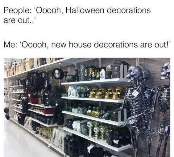 40 Memes for Anyone Who Loves Fall and Is Ready to Get Spooky -