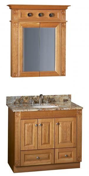 Traditional Apollo Vanity Vanity Tile Showroom Long