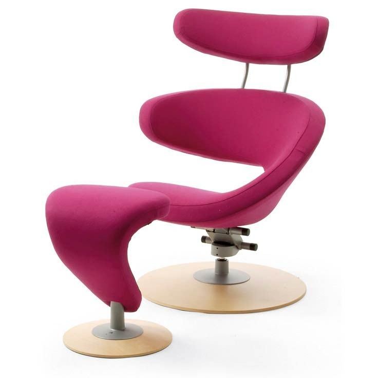 Cradle Yourself In The Comfort Of The Varier Peel Chair And Now For