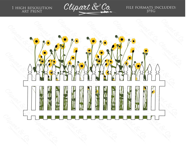 Flower Garden - Unlimited Download. cleanpng.com. in 2020   Wooden garden,  Flower garden, Garden fence