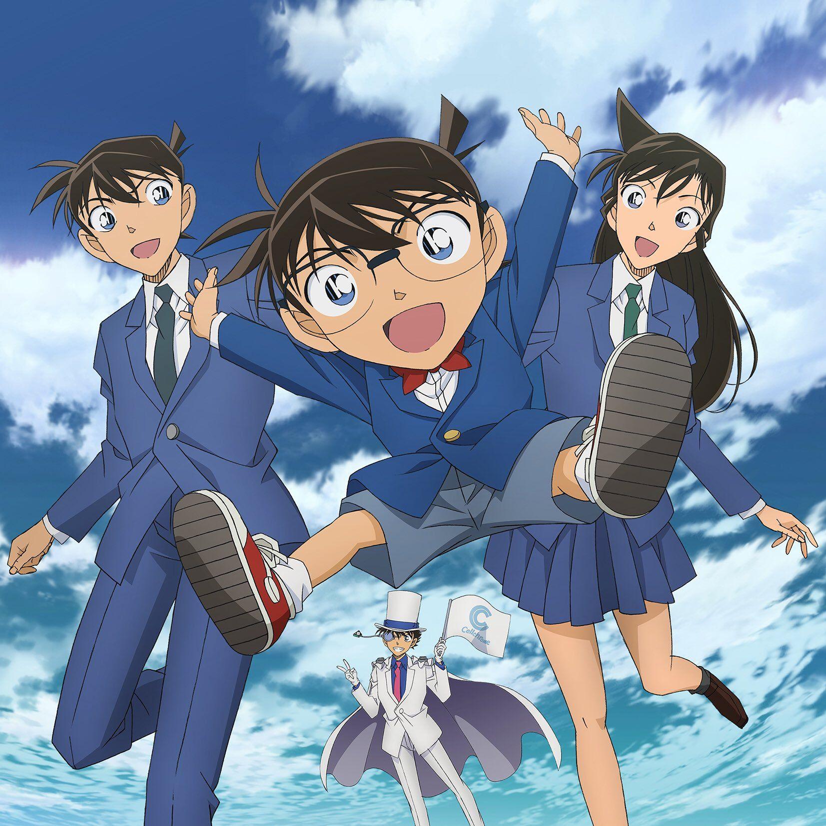 Cellchrome Everything Ok Single Detective Conan OP46 (Có