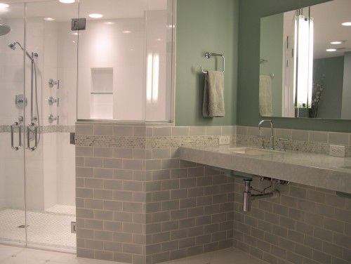 1 530 handicap accessible bathrooms accessible for Wheelchair accessible bathroom designs