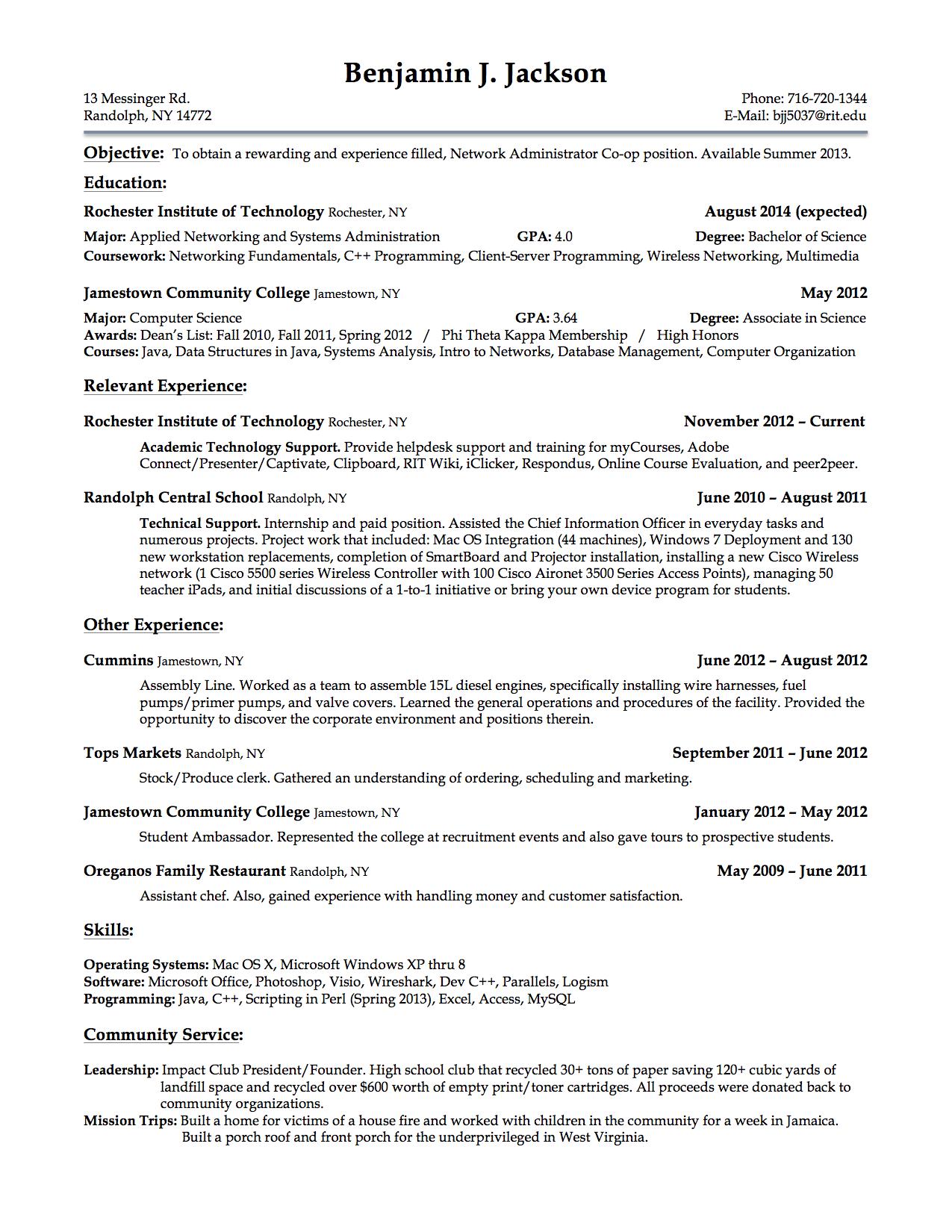 Epingle Sur Create Resume Free