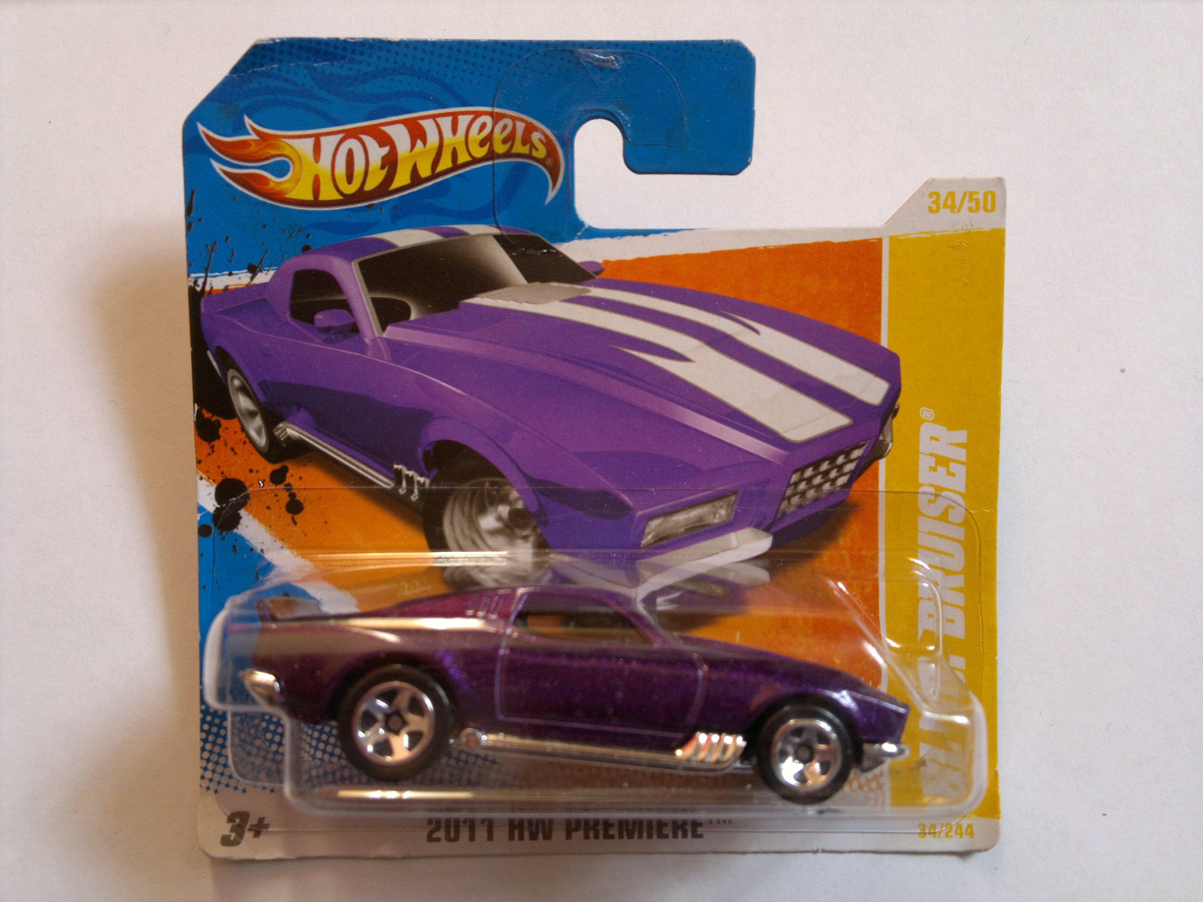 2011 - BLVD. Bruiser (Hot Wheels)