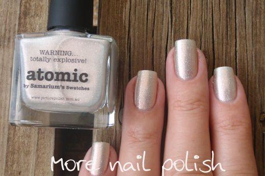 More Nail Polish: Picture Polish - New Collaboration Shades - Mallard, Atomic, Focus & Majestic