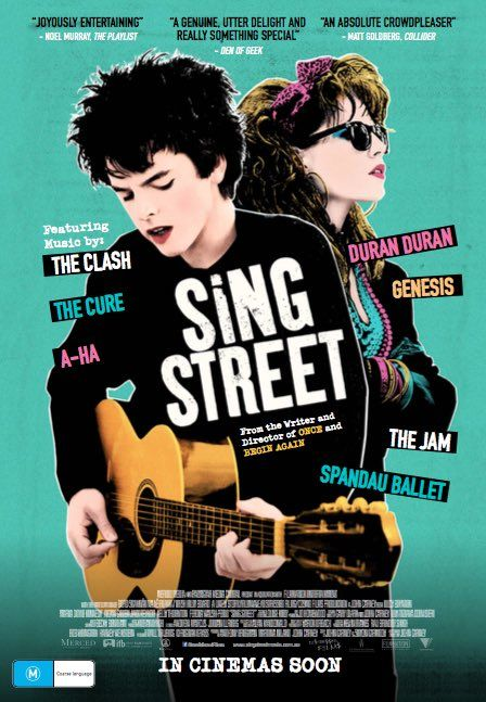 Roadshow Films on Twitter | Sing street, Sing street movie, Sing street 2016